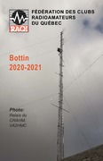 Bottin 2020-2021, couverture